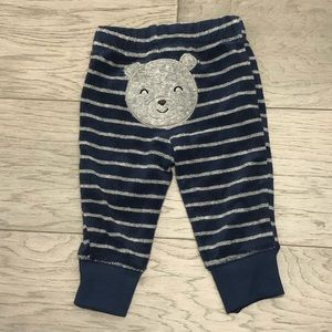 Baby boy's pants - bear 6 months